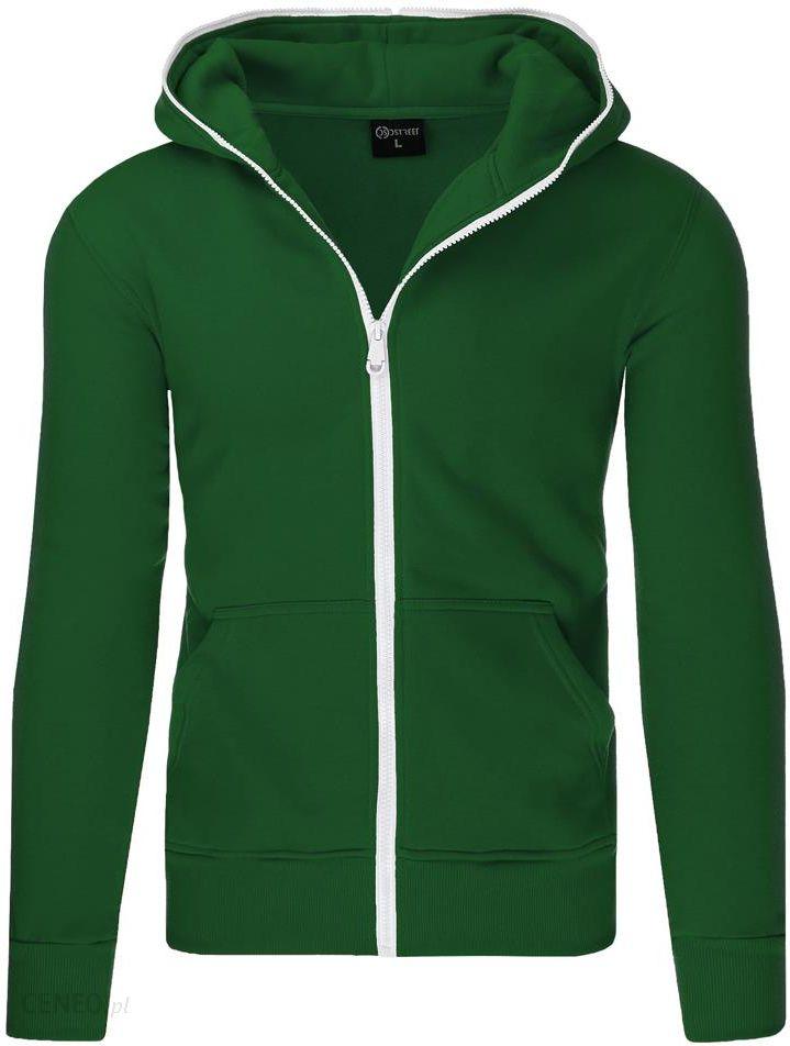 0e485189eaa4 Bluza męska zielona (bx2080) - Zielony - Ceny i opinie - Ceneo.pl