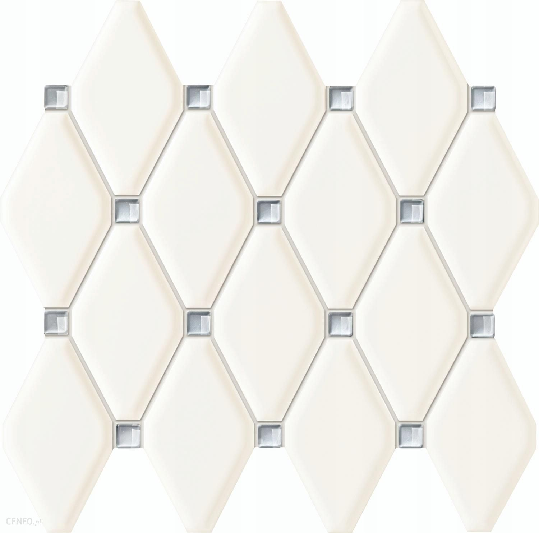 Tubądzin Abisso baltoji mozaika 29,8x27