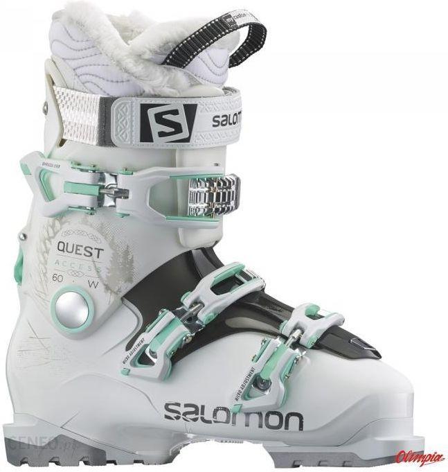 buty narciarskie salomon quest access crusie