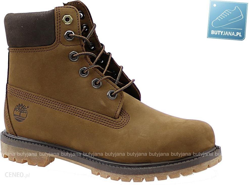 Buty trekkingowe damskie Timberland 6 Premium Boot beżowe A19RI
