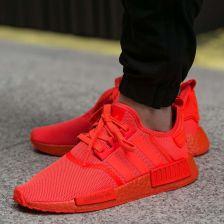 adidas nmd czerwone męskie