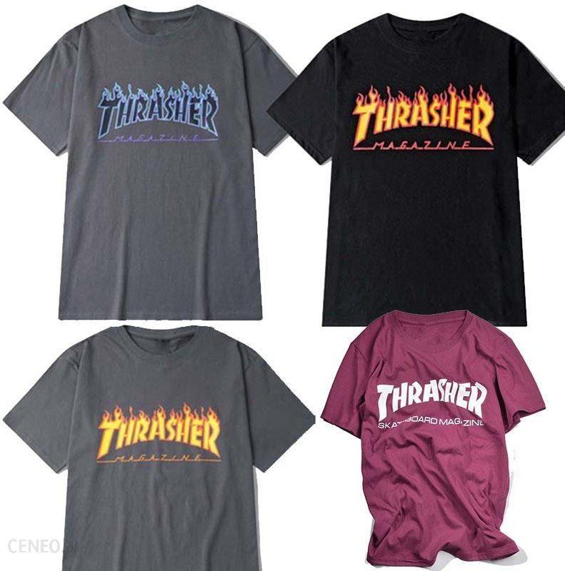 thrasher t shirt aliexpress