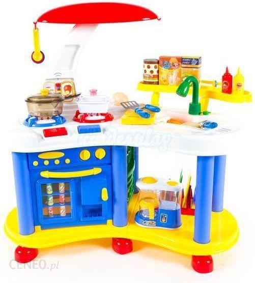 Kinderplay Kuchnia Dla Dzieci światło Dźwięk Woda Kp9401