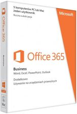 Microsoft Office 365 Business 1 Miesiąc ESD