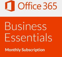 Microsoft Office 365 Business Essentials 1 Miesiąc ESD