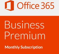 Microsoft Office 365 Business Premium 1 Miesiąc ESD