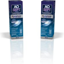 Alcon AoSept Plus HydraGlyde 2x360ml