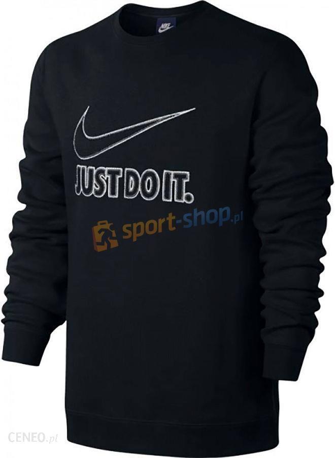 Bluza NSW Men's Sportswear Crew Nike (czarna)