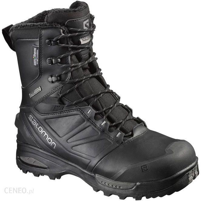 Salomon Chalten TS CSWP Buty Mężczyźni czarny 44 23 Buty