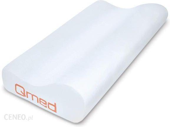 Qmed Szwedzka poduszka ortopedyczna z pamięcią kształtu Standard Pillow MDQ001105