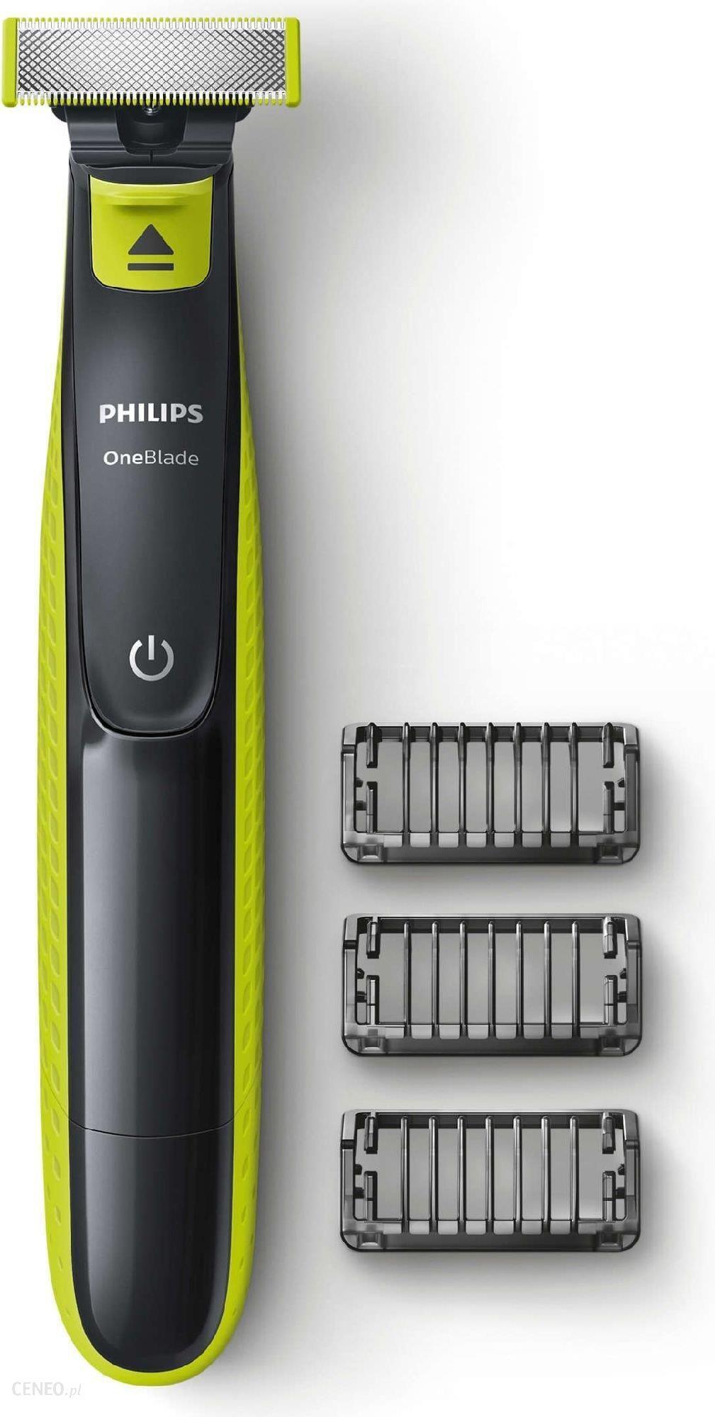 Chłodny Trymer Philips OneBlade QP2520/20 - Opinie i ceny na Ceneo.pl IU42
