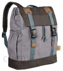 5bfffa11424ca Lassig 4Kids Mały Plecak - Little One & Me Backpack Kolor Szary Lbpl204 -  zdjęcie 1