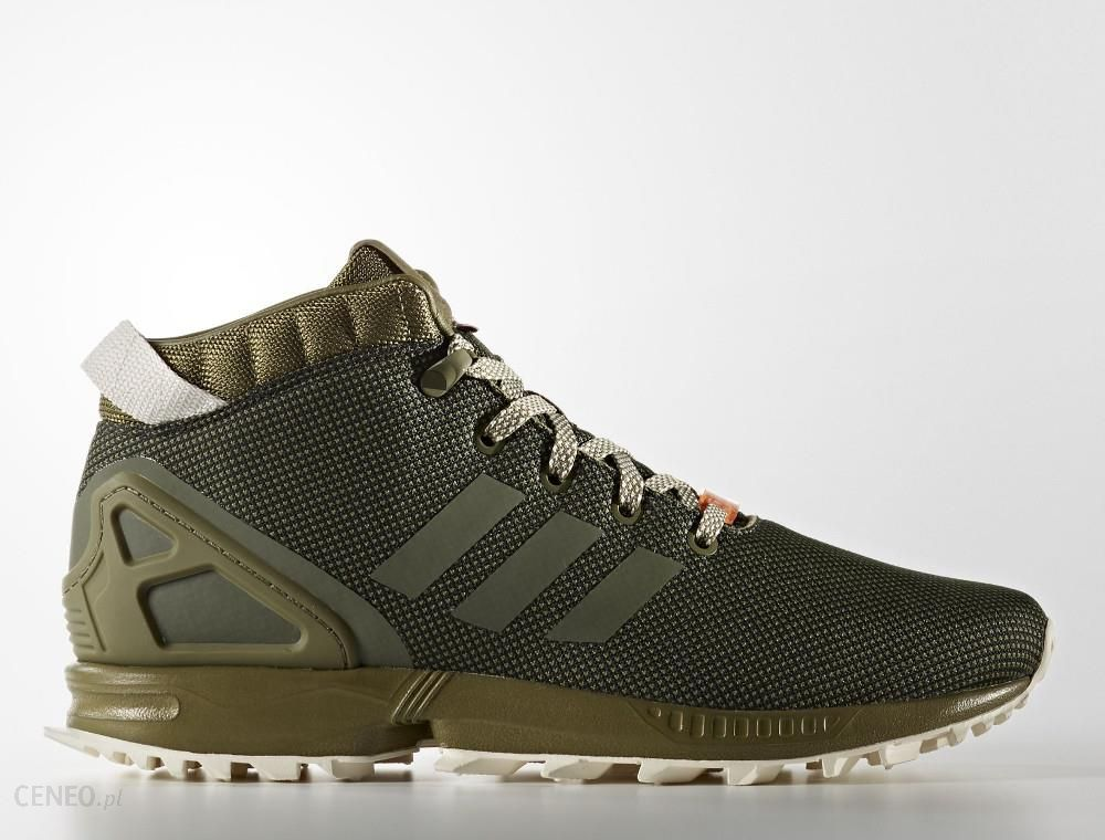 e73fb3b72a224 ... new style buty adidas zx flux 5 8 trail olive cargo s79742 8031e c4b20
