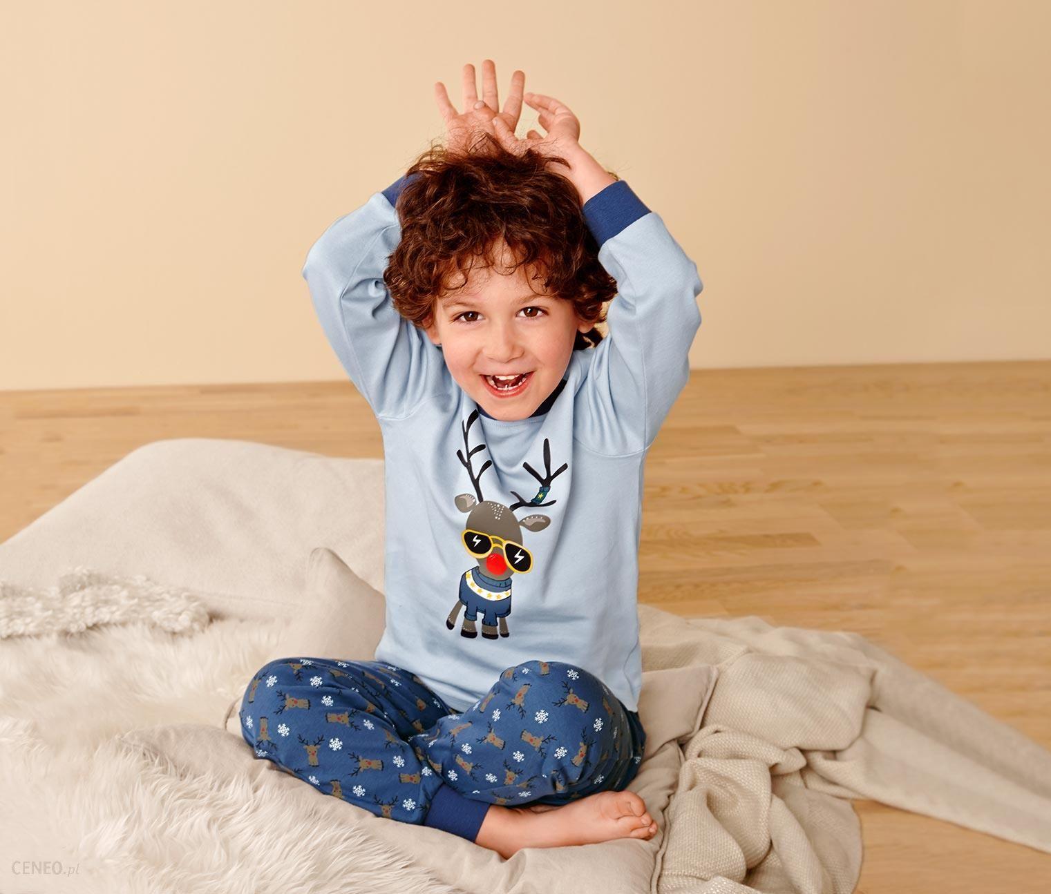 865880bfb22a83 Tchibo Dziecięca piżama z dzianiny interlock - Ceny i opinie - Ceneo.pl