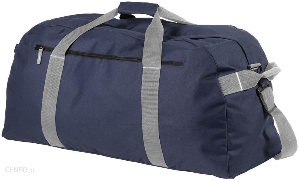 711132341 Duża torba podróżna Vancouver - granatowy - Ceny i opinie - Ceneo.pl