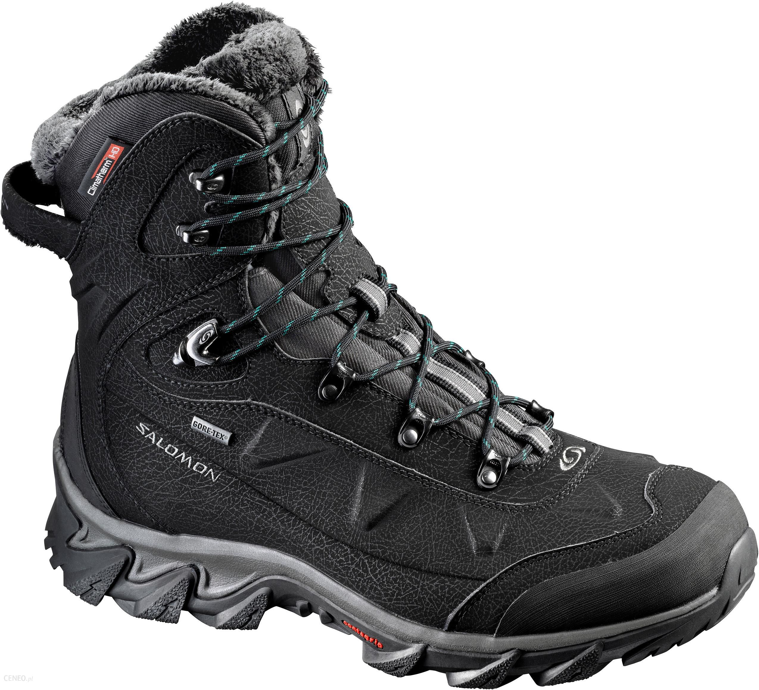 Damskie buty do sportów zimowych Salomon