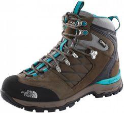 232fa555 The North Face Verbera Hiker II GTX Buty Kobiety brązowy 38 Buty  turystyczne Allegro