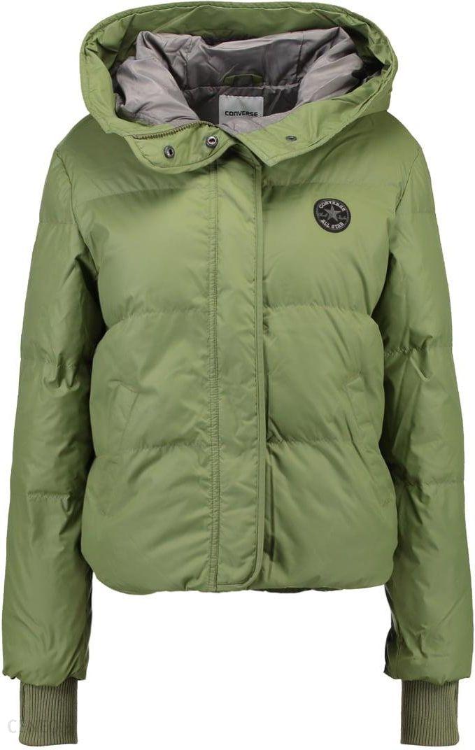 popularna marka sprzedaż uk najwyższa jakość Converse Kurtka zimowa fatigue green