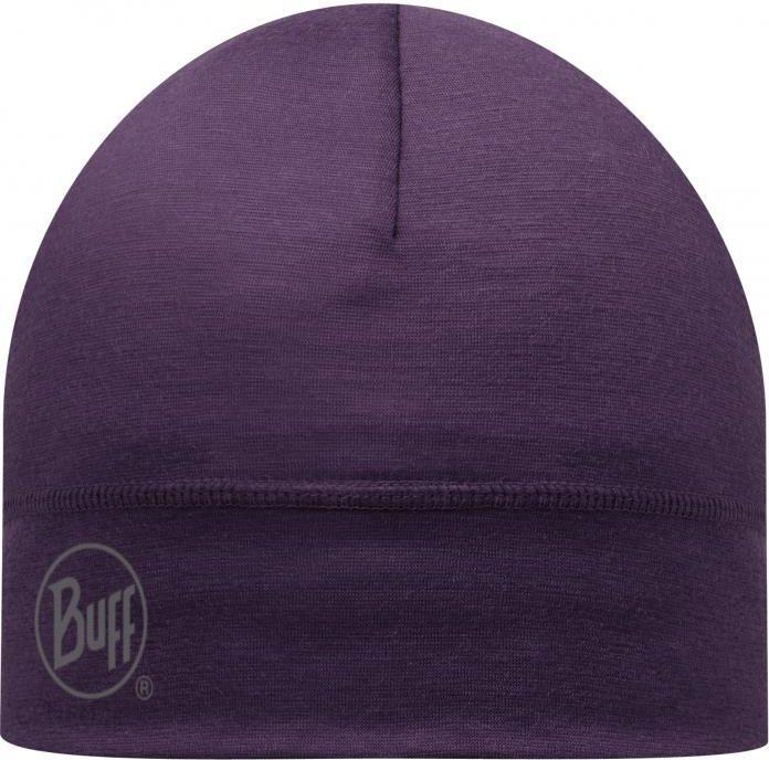 f1aa5beb Buff Merino Wool Czapka 1 Layer fioletowy One size Czapki - Ceny i ...