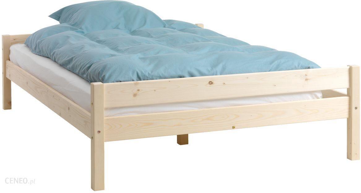 Jysk Rama łóżka Sallinge 140x200 świerk