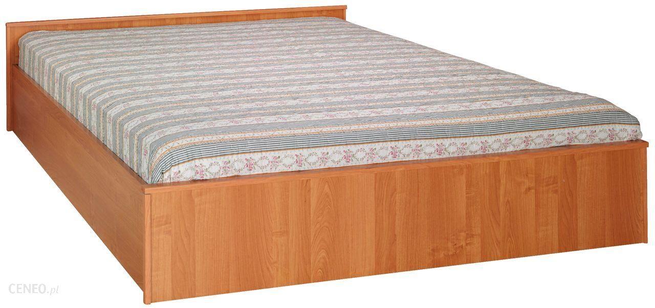 Jysk łóżko Gentofte 140x200cm Olcha
