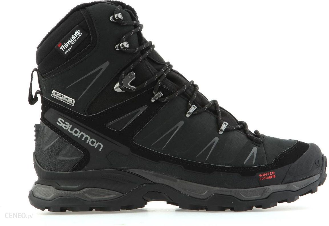 Mens Salomon X Ultra Winter CS WP 376635