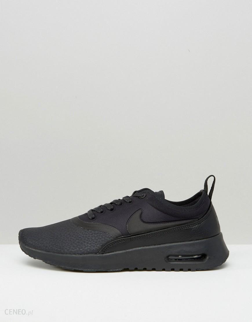 Nike Beautiful X Powerful All Black Air Max Thea Ultra
