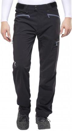 626636ffa0c03 Norrøna falketind flex1 Spodnie długie Mężczyźni czarny S Spodnie Softshell