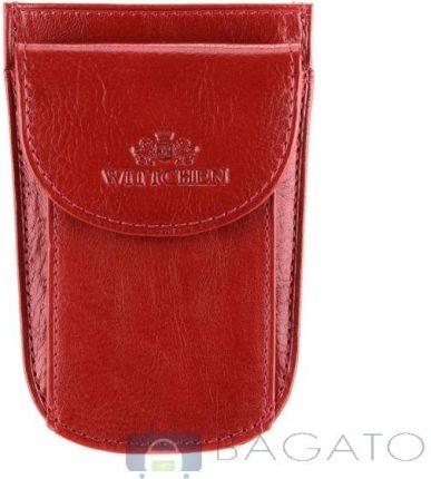 5921ac5410cc2 Podobne produkty do Portfel pionowy męski Wittchen ITALY 21-1-018 - czarny.  Etui na karty klucze WITTCHEN Italy 21-2-014 - czerwony