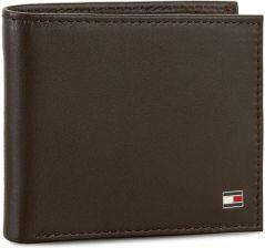 196d3dacdfe17 Mały Portfel Męski TOMMY HILFIGER - Wton Mini Cc Wallet AM0AM00655 041  eobuwie