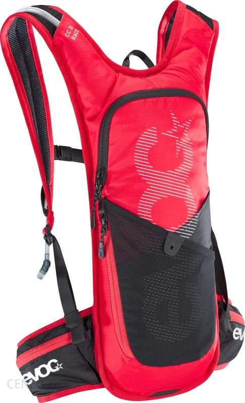 7f3a04783b1a1 Plecak Evoc CC Race 3L + Hydration Bladder 2L czerwony - Ceny i ...
