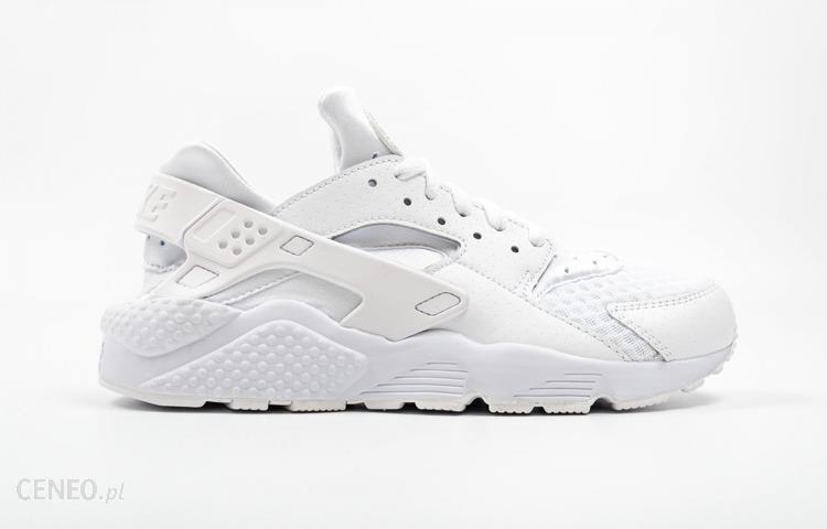 Buty Nike Air Huarache 318429 111 whitewhite   Obuwie