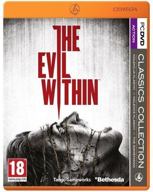 The Evil Within Pomaranczowa Kolekcja Klasyki Gra Pc Ceneo Pl