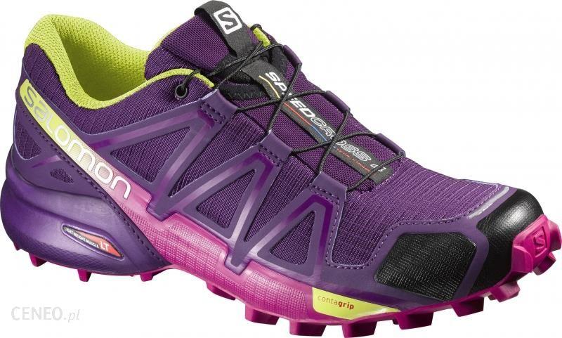 Buty biegowe Salomon Speedcross 4 BKBKBlack