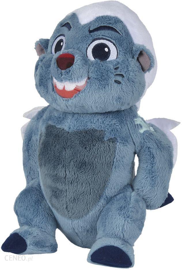 Simba Lwia Straż Pluszak Maskotka Ratel Bunga Z Dźwiękami 32 Cm