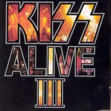 Alive III (Kiss) (CD)