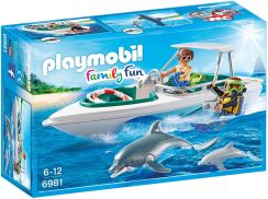 Playmobil Diving Tour with Sportboot (6981)