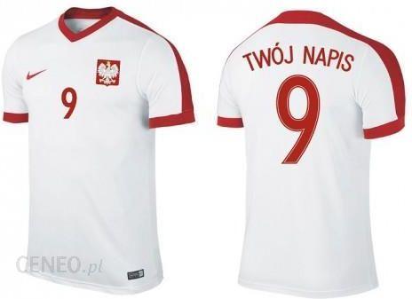 1cf78b493e7b9e Koszulka Nike Polska Home Boys/Girls + Twój Nadruk - Ceny i opinie ...