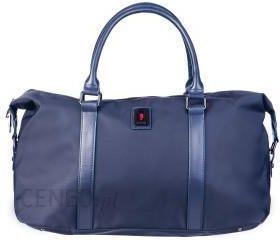 19cd218f84f85 PUCCINI torba podróżna na ramię/ do ręki model BN8012 materiał nylon -  zdjęcie 1