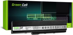 Green Cell Bateria do ASUS K52F K52J K52N K42F B53 N82 10.8V 6 cell (582004315)