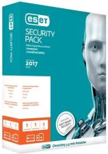 ESET Security Pack 1+1 2Lata BOX (ESPN2Y2D)