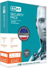 ESET Security Pack 1+1 1Rok BOX (ESPN1Y2D)