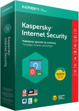 Kaspersky Internet Security Multi-Device 1U 1Rok Kontynuacja ESD (KL1941PCAFR)