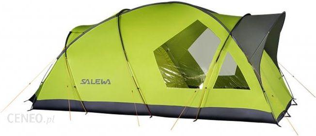 SALEWA Alpine Hut IV Namiot, cactusgrey | Sklep Addnature.pl