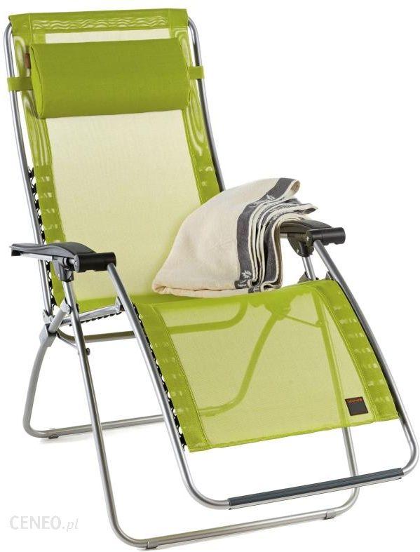 Lafuma Mobilier Rsxa Clip Zielony Beach Batylin Ceny I Opinie Ceneopl