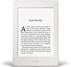 Amazon Kindle Paperwhite 3 Bez reklam Biały (B017JG41PC)