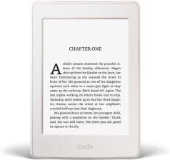 779adc83ad764a Czytnik e-book Amazon Kindle Paperwhite 3 Bez reklam Biały (B017JG41PC) -  zdjęcie