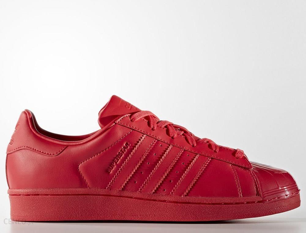 Adidas Superstar Glossy Toe Red S76724 40 Ceny i opinie