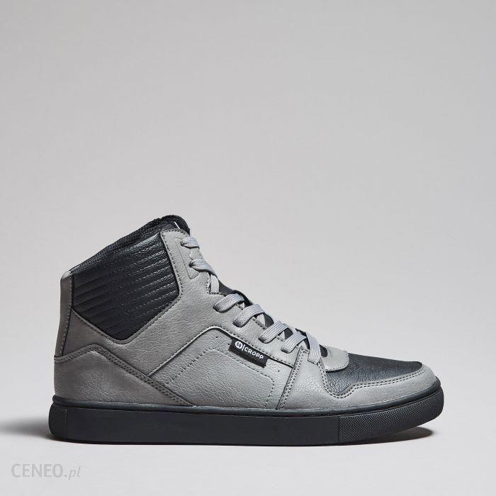 64085f65 Sportowe buty za kostkę - Cropp - Szary - męska - Ceny i opinie ...