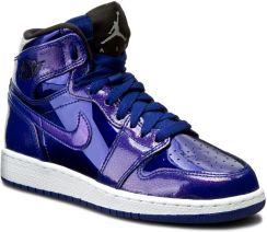 Buty damskie Nike Air Jordan 1 Retro high gs navy blue